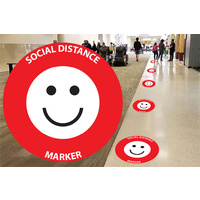 Anti-Slip Floor Decal (10 Pack) Design 1